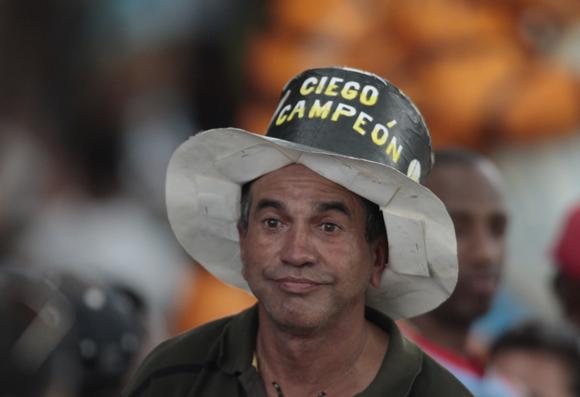 Aficionado avileño Foto: Ismael Francisco/Cubadebate