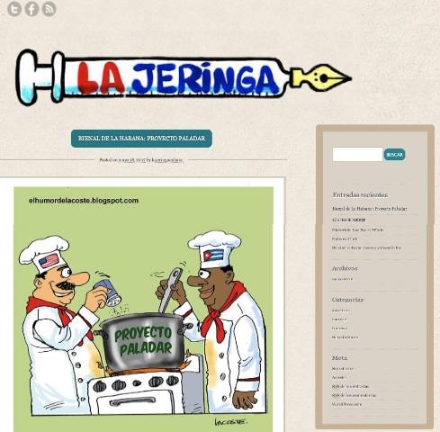 La Jeringa Cubana