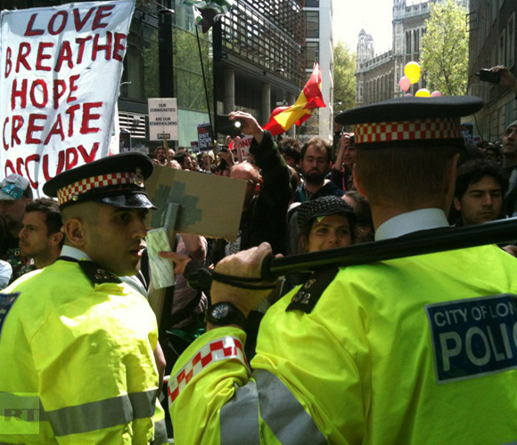 Scotland Yard alerta