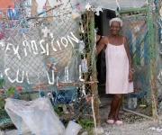 Liberada a la entrada de su casa Foto: Alejandro Ramírez/Cubadebate