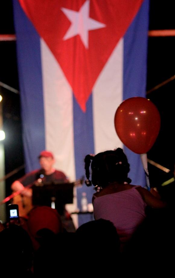 Celebración Foto: Alejandro Ramírez/Cubadebate