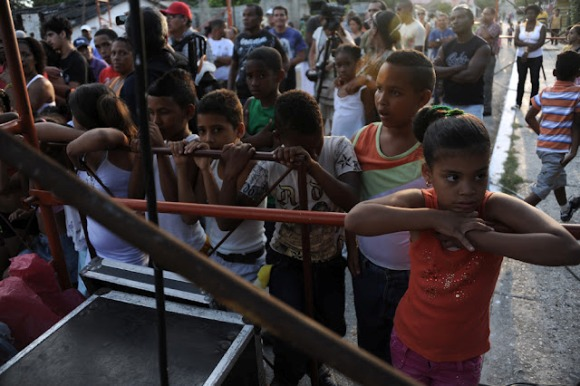 Moro-Portocarrero, una localidad de Mantilla, La Habana. Foto: Silvio Rodríguez