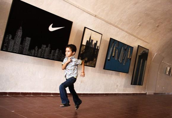 Muestras colaterales en la 11 Bienal de La Habana. Foto: Fernado Medina.