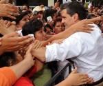 Enrique Peña Nieto. Foto:EFE