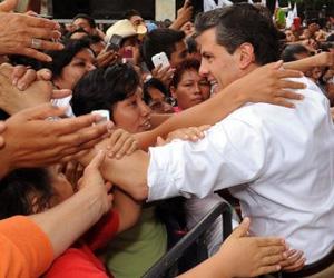 Enrique Peña Nieto mantiene preferencia. Foto:EFE