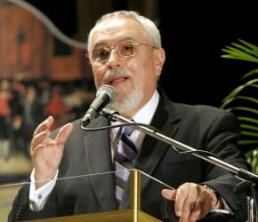 Ramón Guillermo Aveledo, uno de los líderes de la MUD