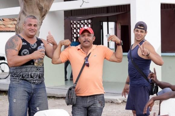 Proximidad de la costa. Foto: Alejandro Ramírez Anderson/ Cubadebate