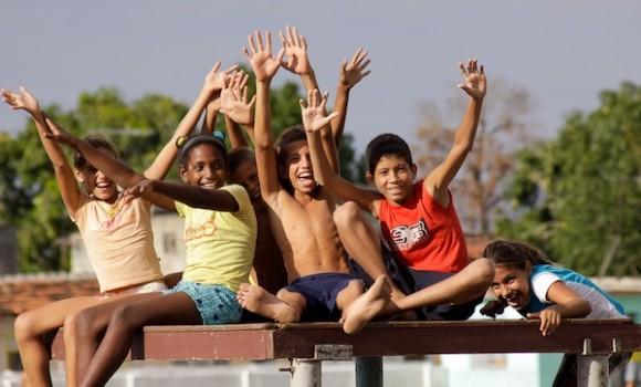 Príncipes y princesas los llamó Silvio. Foto: Alejandro Ramírez Anderson/ Cubadebate