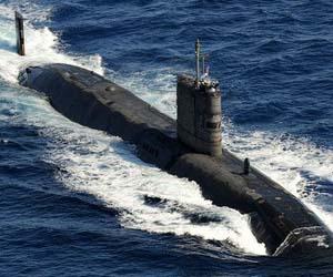 """Londres denomina el HMS Talent como """"el cazador asesino"""".Foto: Telesur"""