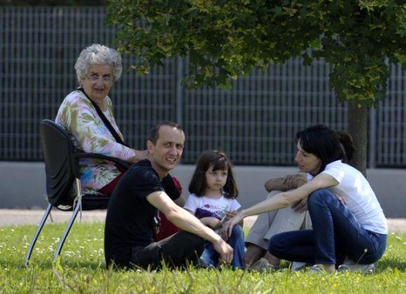 Varias personas evacuadas de sus casas