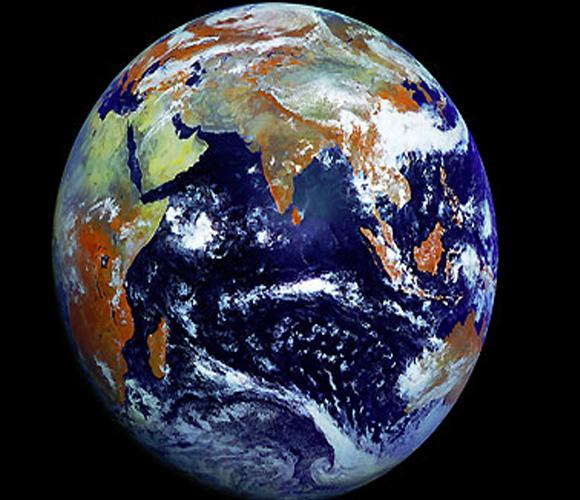 Toman la imagen más nítida jamás vista de la Tierra