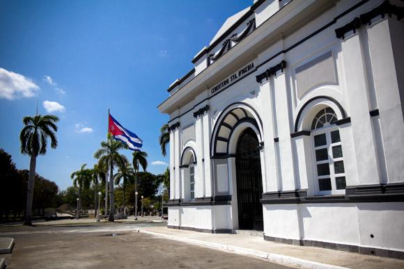 Ofrendas florales de Fidel y Raúl fueron depositadas hoy en homenaje a Martí.