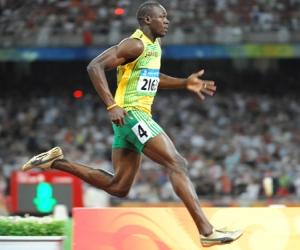 Usain Bolt registra mejor marca del año para ganar 100 mts en Roma