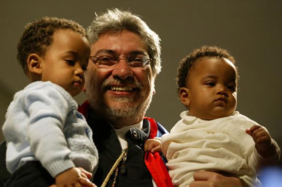 Presidentes sin Fronteras, celebrado en la sede del Consejo Nacional de Deportes, Asuncion, Paraguay. Foto: Ismael Francisco/Cubadebate.