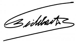 Firma del compañero Fidel Castro Ruz.