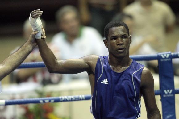 Yasnier Toledo gano los 60 kg. Foto: Ismael Francisco/Cubadebate