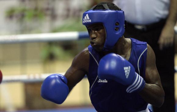 Yasnier Toledo gano la división de los 60 kg. Foto: Ismael Francisco/Cubadebate.