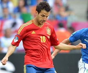Fábregas puso el empate.