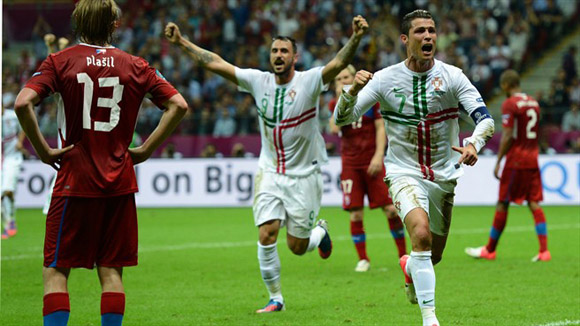 Deber cumplido. Foto: UEFA.