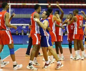 Cuba mantiene liderazgo en Liga Mundial de voleibol