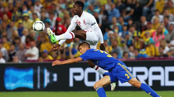 Ingleses y locales jugaron un partido entretenido. Foto: UEFA.