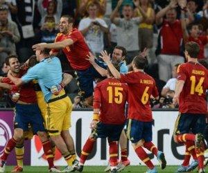 Casi la mitad de los alemanes cree que España ganará la eurocopa