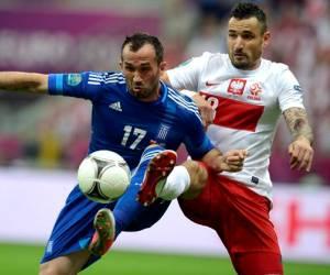 Ultima hora… Grecia empata a Polonia