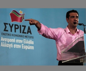 Tsipras no estará en coalición de Gobierno en Grecia