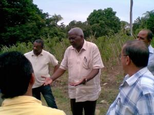 Esteban Lazo, Miembro del Buró Político del Partido Comunista de Cuba y Vicepresidente del Consejo de Estado en Santiago de Cuba