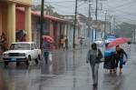 Día lluvioso en La Habana, Cuba. AIN FOTO/Abel PADRÓN PADILLA