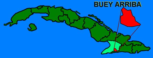 localizacion_de_buey_arriba_en_cuba