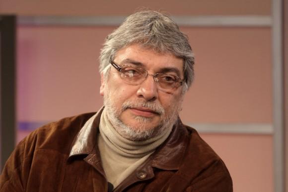 Lugo en la Televisión Pública de Paraguay