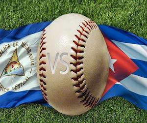 Amistoso entre Nicaragua y Cuba