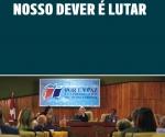 Portada de la versión en portugués