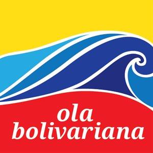 Ola Bolivariana es creada para apoyar al candidato a la presidencia de Venezuela, Hugo Chávez.