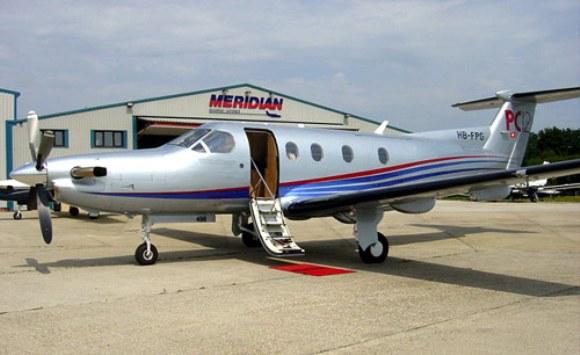 Pilatus PC12-1
