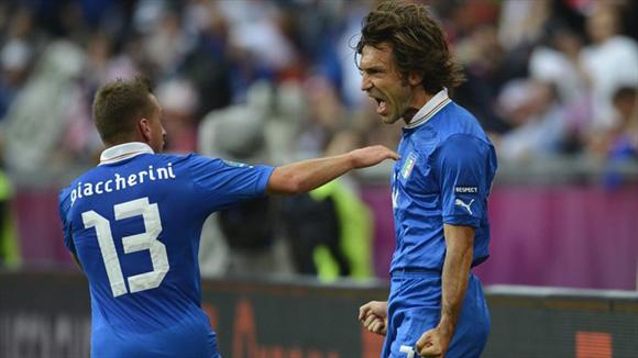 La euforia de un crack. Foto: UEFA.