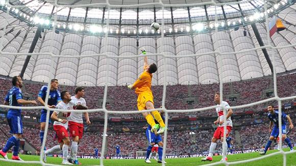 La Euro es puro espectáculo. Foto: UEFA.