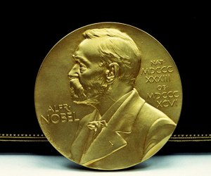 foto premio nobel: