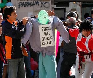 Demandas al gobierno paraguayo por violación de derechos humanos