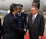 El General de Ejército Raúl Castro Ruz presidió la delegación cubana que participa en la Conferencia de las Naciones Unidas sobre Desarrollo Sostenible Río+20. Foto: Estudios Revolución