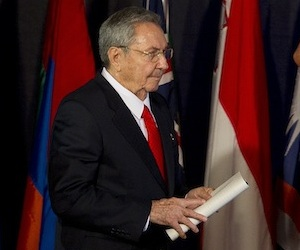 Regresó Raúl a Cuba