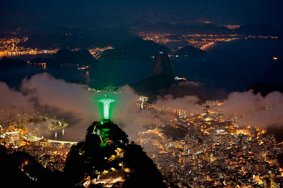 Vista aérea de Rio de Janeiro. Foto: Reuters