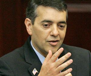 El legislador David Rivera.