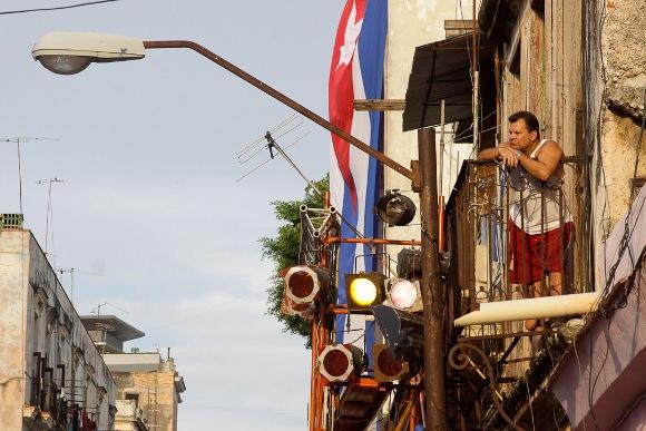 Expectador Foto: Alejandro Ramírez/Cubadebate
