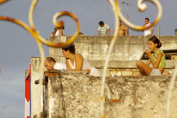 Asomo Foto: Alejandro Ramírez/Cubadebate