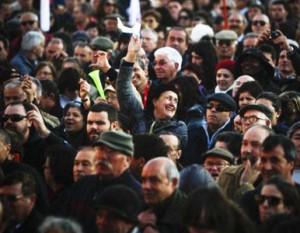 Portugal protesta
