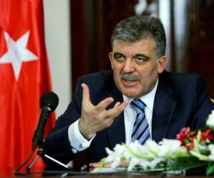 Presidente de Turquía