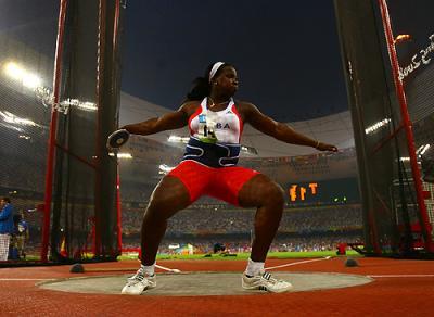 Barrios, medalla de bronce en los Juegos de Londres y en los Mundiales 2011 y 2013, fue también plata en los campeonatos del mundo en 2007 y 2009.
