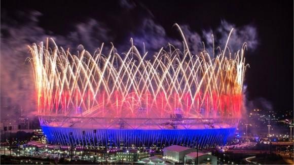 INAUGURACIÓN LONDRES 2012